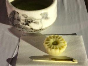 姫路きもの祭り 和の体験 お抹茶